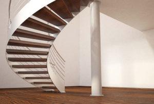 escalier helicoidal