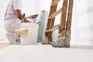 peintre maison