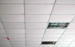 dalle faux plafond