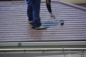 peintre peinture toiture