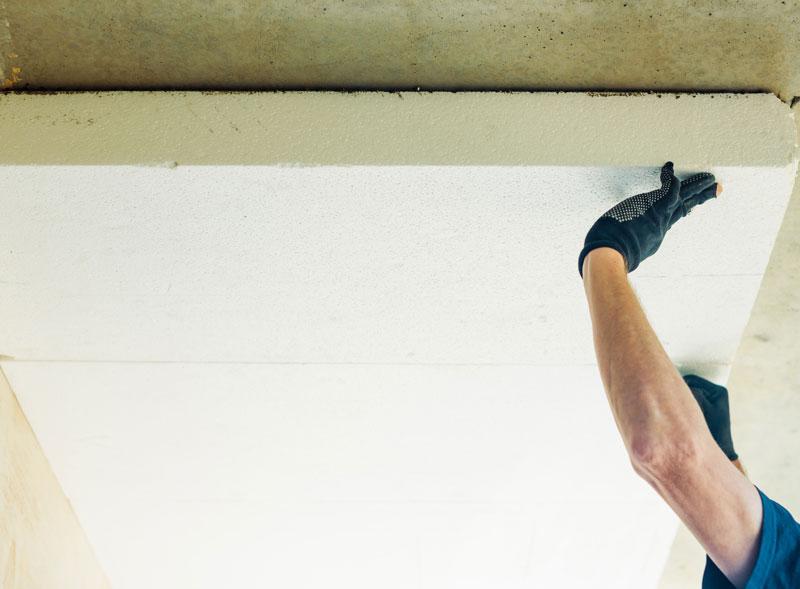 isolant plafond