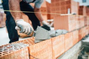 assemblage mur brique