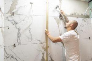 Pose carrelage marbre