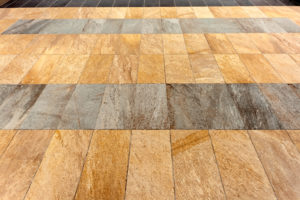 Immitation parquet en grès cérame