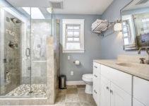 porte de douche battante pour un accès otpimal