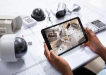 vidéo-surveillance de la maison