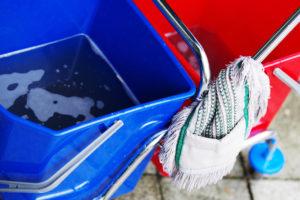 seau nettoyage societe nettoyage