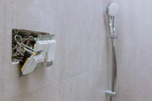 electricité salle de bain