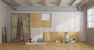isolation chambre
