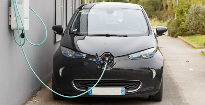 borne recharge voiture électrique