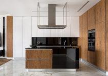 cuisine avec faux plafond